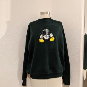 Mickey and Co pull over sweater